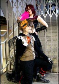 Cosplay-Cover: Sora ソラ[Halloween Town]