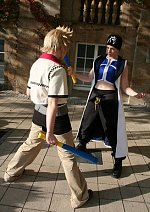 Cosplay-Cover: Seifer / Twilight Town