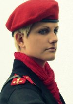 Cosplay-Cover: Revolver Ocelot [Youth]
