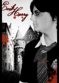 Cosplay-Cover: Evil Harry Potter
