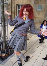 Cosplay-Cover: Hermine