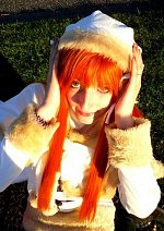 Cosplay-Cover: asuka (special winter dress)
