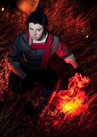 Cosplay-Cover: Mako [Book1]