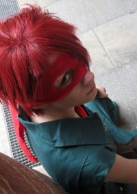 Cosplay-Cover: Raphael (Human form)