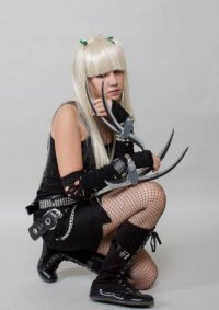 Cosplay-Cover: Misa Amane [[Cover Bd.4]]