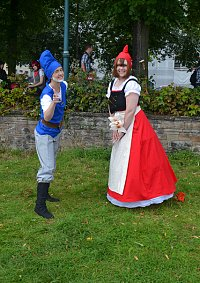 Cosplay-Cover: Gnomeo