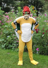Cosplay-Cover: King Bowser