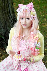 Cosplay-Cover: Vanilla and Strawberry in Love again