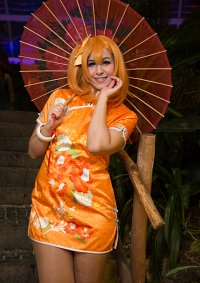 Cosplay-Cover: Honoka Kousaka [Cheongsam]