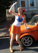 Cosplay-Cover: Sailor Venus (2007)