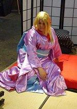 Cosplay-Cover: Tsunade (neuer Kimono)