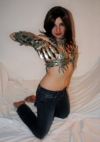 Cosplay-Cover: Witchblade (Sara Pezzini)