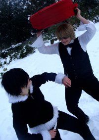Cosplay-Cover: Izaya Orihara ♛ {折原臨也}
