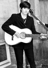 Cosplay-Cover: John (Winston) Lennon [ Suit ]