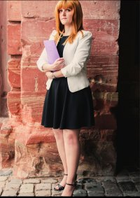 Cosplay-Cover: Pepper Potts