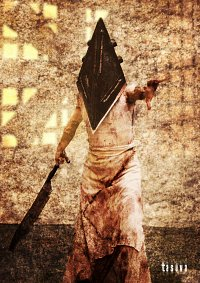 Cosplay-Cover: Red Pyramid