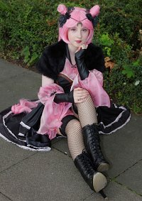 Cosplay-Cover: Black Lady (NoFlutter)