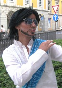 Cosplay-Cover: Shah Rukh Khan - Charlie Sherwani Version - Happy