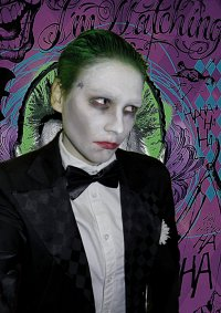 Cosplay-Cover: Joker (Suicide Squad)