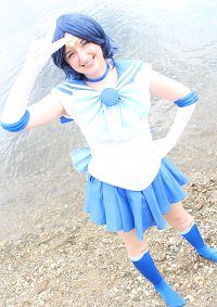 Cosplay-Cover: Sailor Merkur