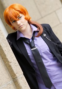 Cosplay-Cover: Chuuya Nakahara (Looking Sharp)