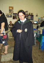 Cosplay-Cover: random Slytherin