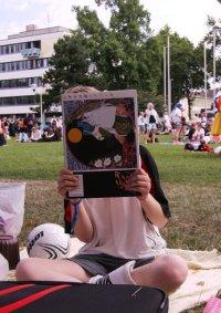 Cosplay-Cover: karl heinz schneider