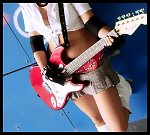 Cosplay-Cover: Candy Cane (Rumble Roses)