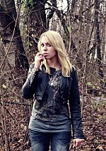 Cosplay-Cover: Caroline Forbes - [Bad Moon Rising]