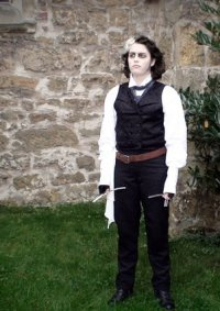 Cosplay-Cover: Sweeney Todd (Epiphany Version 2011)