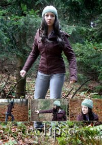 Cosplay-Cover: Bella Swan - tent scene (Eclipse)