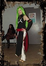 Cosplay-Cover: C.C. - R2