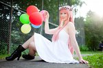 Cosplay-Cover: Luka Megurine ~Just be friends~