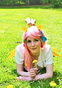 Cosplay-Cover: Fluttershy