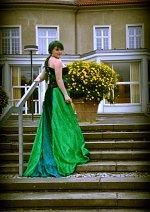 Cosplay-Cover: Kaeru-Hime (LindtFrosch-Prinzessin, OC)