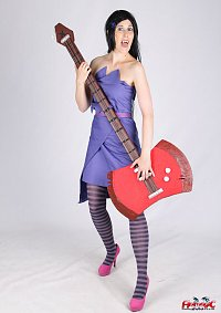 Cosplay-Cover: Marceline - The Vampirequeen