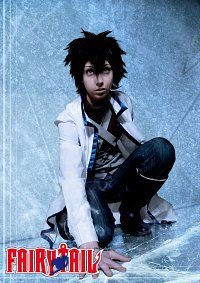 Cosplay-Cover: Gray Fullbuster · 『X791 ARC』