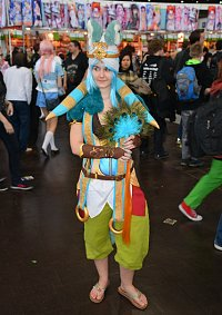 Cosplay-Cover: Leon - The Egyptian Fox