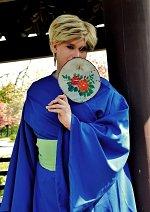 Cosplay-Cover: Haruka Tenou [Kimono]