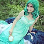 Cosplay-Cover: Princess Neptun
