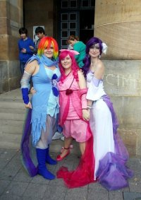 Cosplay-Cover: Rainbow Dash - Gijinka