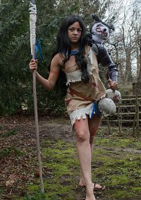 Cosplay-Cover: Pocahontas (Twisted Princess)
