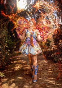 Cosplay-Cover: Bloom Butterflix