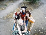 Cosplay-Cover: Hayner [Twilight Town]