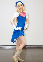Cosplay-Cover: Sheryl Nome ~ Blue Dress