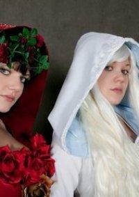 Cosplay-Cover: Schneeweischen