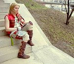 Cosplay-Cover: Basch