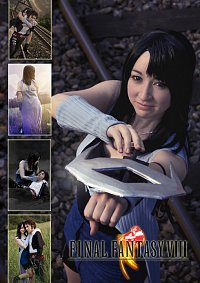Cosplay-Cover: Rinoa Heartilly ~ remake 2015