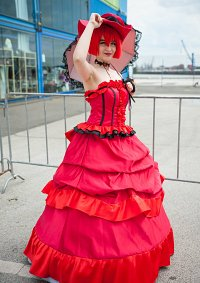 Cosplay-Cover: Madame Red (Angelina Durless)
