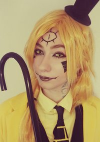 Cosplay-Cover: Human!Bill Cipher